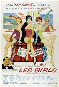 Les Girls (1957) 1080p Poster