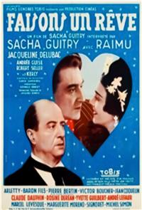 Let's Dream (1936) Poster
