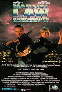 Martial Law II: Undercover (1992) Poster