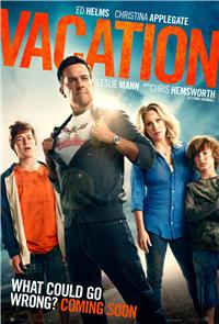 Vacation (2015) Poster