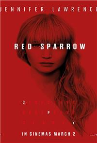 Red Sparrow (2018) 1080p Poster