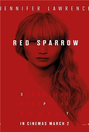 Red Sparrow (2018) Poster