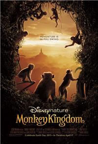 Monkey Kingdom (2015) Poster