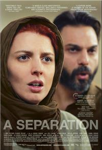 A Separation (2011) 1080p Poster