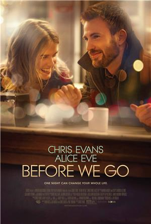 Before We Go (2014) 1080p Poster