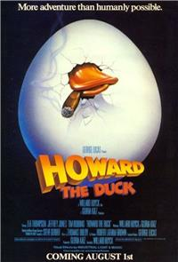 Howard the Duck (1986) 1080p Poster