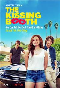 The Kissing Booth (2018) 1080p Poster