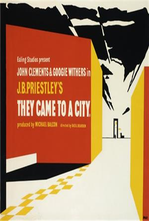 They Came to a City (1944) 1080p Poster