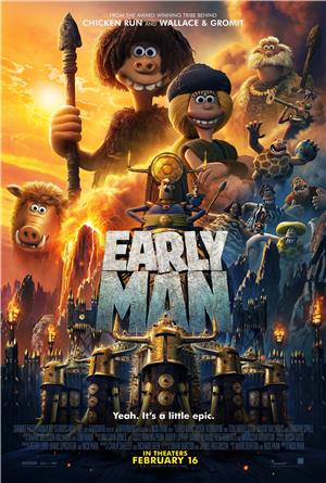 Early Man (2018) 1080p Poster