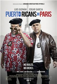 Puerto Ricans in Paris (2015) Poster