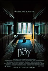 The Boy (2016) 1080p Poster