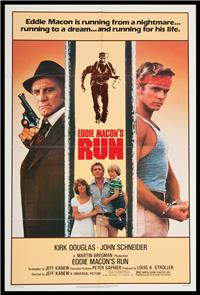 Eddie Macon's Run (1983) Poster