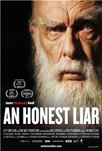 An Honest Liar (2014) Poster