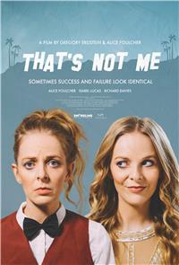 That's Not Me (2017) poster