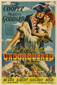 Unconquered (1947) 1080p Poster