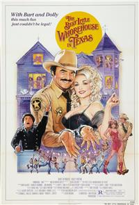 The Best Little Whorehouse in Texas (1982) Poster