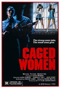 Caged Women (1982) Poster