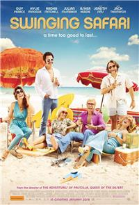 Swinging Safari (2018) Poster