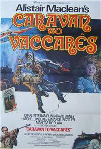 Caravan to Vaccares (1974) Poster