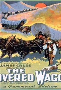 The Covered Wagon (1923) Poster