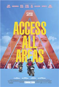 Access All Areas (2017) Poster