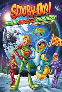 Scooby-Doo! Moon Monster Madness (2015) 1080p Poster