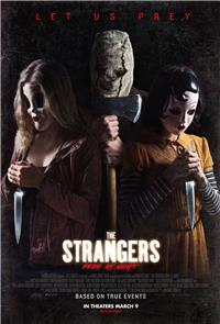 The Strangers: Prey at Night (2018) 1080p Poster