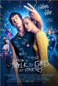 How to Talk to Girls at Parties (2018) Poster