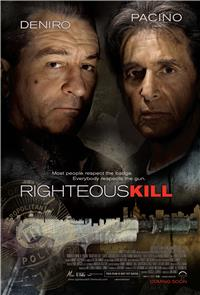 Righteous Kill (2008) 1080p Poster