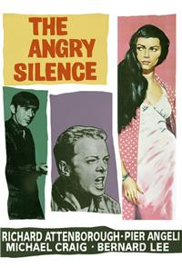 The Angry Silence (1960) Poster