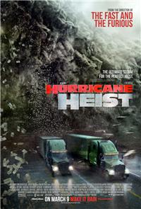 The Hurricane Heist (2018) 1080p Poster
