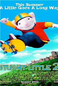 Stuart Little 2 (2002) 1080p Poster