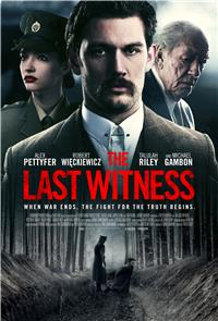 The Last Witness (2018) Poster