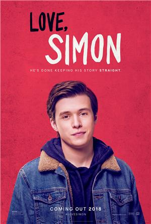Love, Simon (2018) 1080p Poster