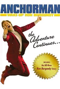 Wake Up, Ron Burgundy: The Lost Movie (2004) Poster