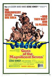 Guns of the Magnificent Seven (1969) 1080p Poster