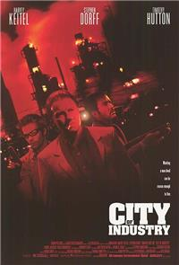 City of Industry (1997) Poster