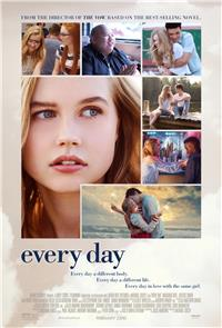 Every Day (2018) 1080p Poster