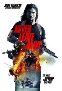 Never Leave Alive (2017) 1080p Poster