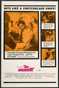 The Incident (1967) 1080p Poster