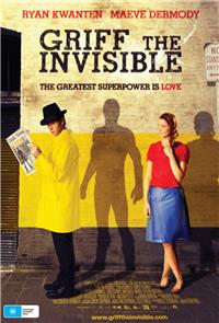 Griff the Invisible (2011) 1080p Poster