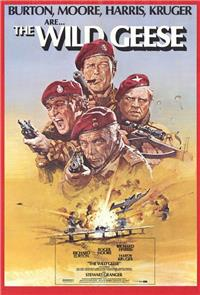 The Wild Geese (1978) Poster