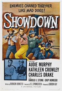 Showdown (1963) Poster