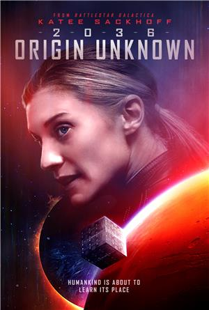 2036 Origin Unknown (2018) Poster