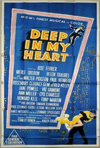 Deep in My Heart (1954) 1080p Poster