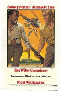The Wilby Conspiracy (1975) 1080p Poster