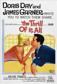 The Thrill of It All (1963) Poster