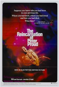 The Reincarnation of Peter Proud (1975) Poster