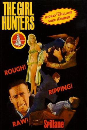 The Girl Hunters (1963) 1080p Poster