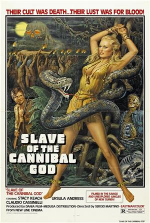 Slave of the Cannibal God (1978) Poster